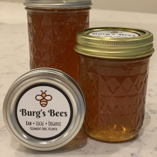 Atlanta Georgia Local Honey - Burgs Bees